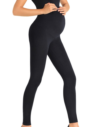 Trendy Legs Dorothy women's leggings maternity smooth opaque