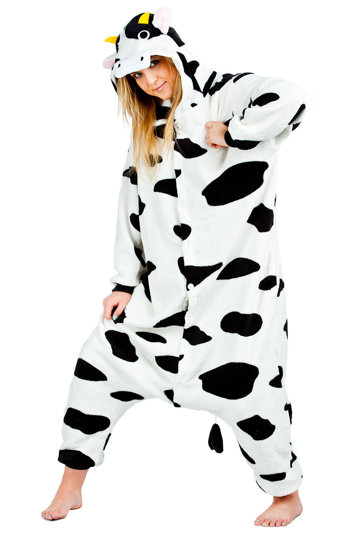 Tutumi unisex adult animal pyjama onesie costume