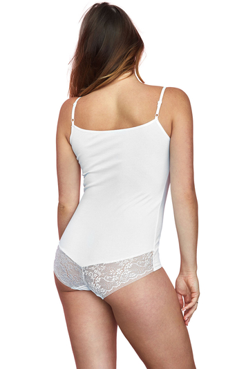 Vestiva women's strappy lace smooth body BDV 137