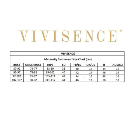 Vivisence maternity smooth one piece swimsuit 3501