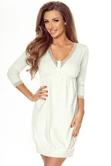 Vivisence smooth lace maternity nightdress 2014