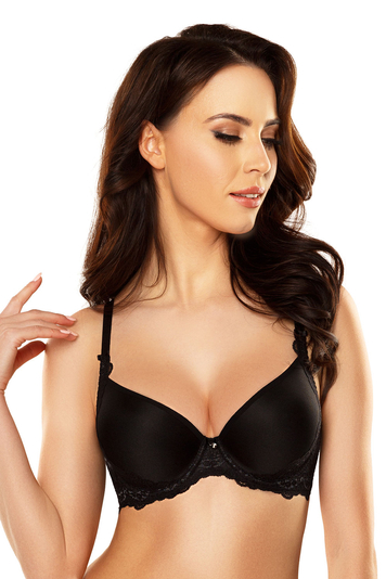 Vivisence smooth lace push-up bra 1032
