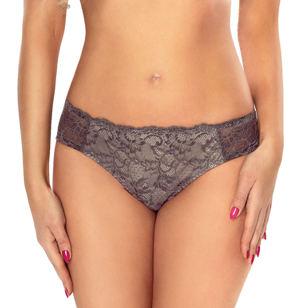 Vivisence women's lace sheer briefs 1034