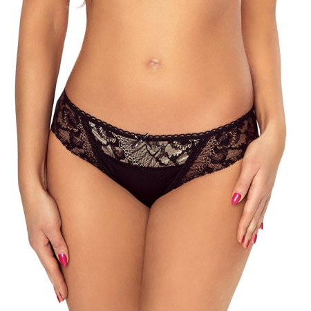 Vivisence women's lace smooth briefs 1038