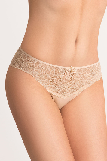 Vivisence women's smooth lace briefs 4006