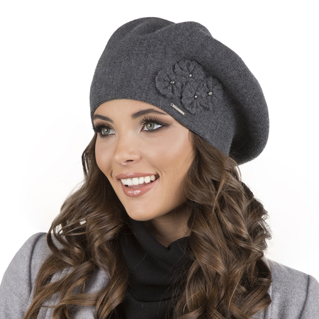 Vivisence women's winter beret 7006