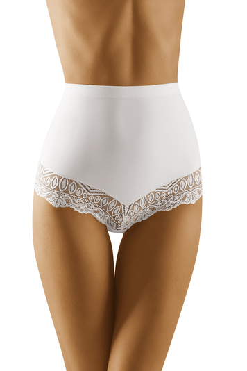 Wolbar women's lace high waisted briefs WB430