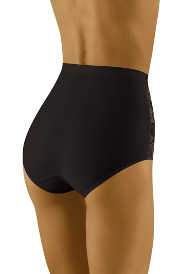 Wolbar women's lace shaping briefs WB412
