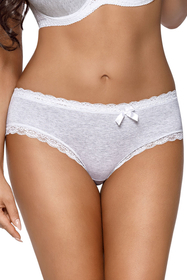 Ava 1570 women's smooth lace briefs