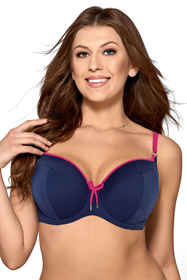 Ava underwired smooth bikini top SK-92