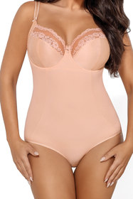 Ava underwired smooth lace body BD 013