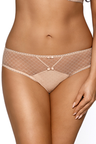 Ava women's smooth mesh briefs 1748/B Aurora