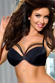 Axami V-6341 Mistral tempting elegant push-up bra