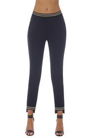 Bas Bleu smooth stylish leggings Marisa