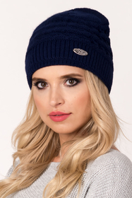Fil'loo women's hat for winter CD-17-05