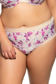 Gaia women's floral briefs 753P Carolyn