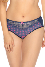 Gaia women's lace patterned briefs 903P Seraphine