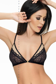 Gorsenia Be Glamour K310 Venus women's no wire  non padded bra lace lingerie