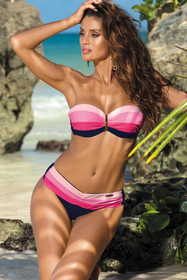 Marko Taylor M-350 womens push up bra swimsuit bikini swimwear