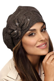 Willi women's warm winter beret Brus