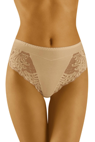 Wolbar high waist lace women's briefs WB408