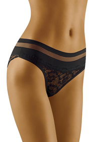 Wolbar smooth woman lace briefs WB404