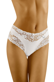 Wolbar women's lace  briefs high waist Diamond 3505